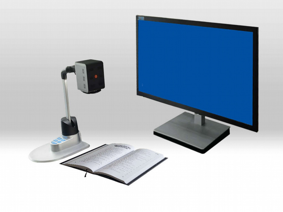 Beacon HD con monitor